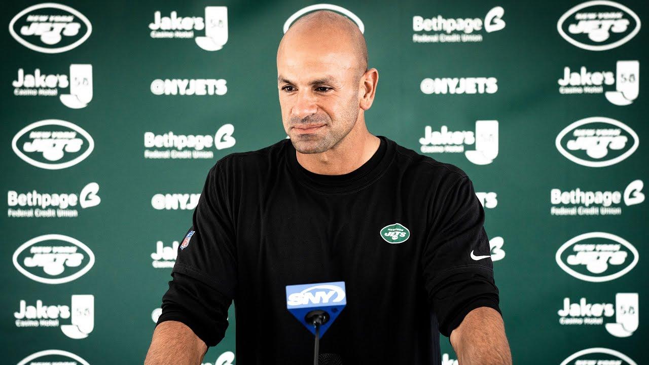 Download Robert Saleh Training Camp Press Conference (7/30)   New York Jets   NFL