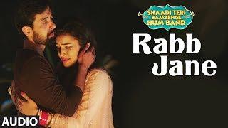 Rabb Jane Full Audio Song   SHAADI TERI BAJAYENGE HUM BAND   Sonu Nigam