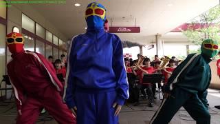 [4K] 市川南高校 吹奏楽部 - 市南戦隊ブラバンジャー2018