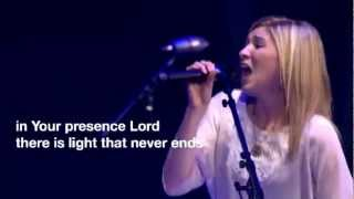 Kim Walker - Jesus Culture - Walk With Me - Passion 2013 - LYRICS