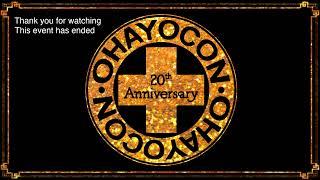 Ohayocon 2020 - Cosplay Expo