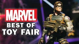Best Marvel Toys Coming in 2020! | Marvel @ Toy Fair 2020