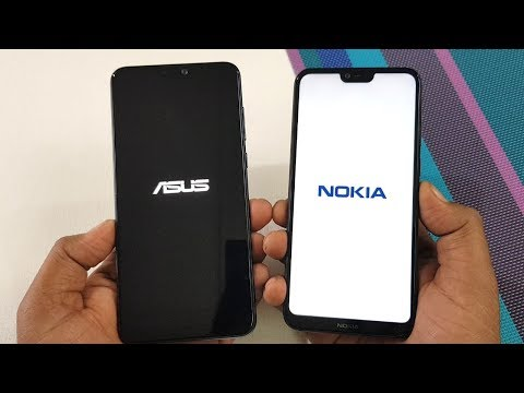 Asus Zenfone Max Pro M2 vs Nokia 6.1 Plus Speed Test