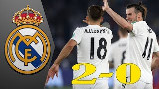 Real Madrid vs Celta Vigo - Full Highlight