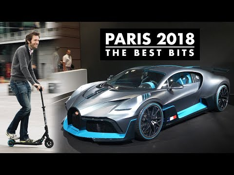 Paris Motor Show 2018: EVERYTHING You Need To Know With Henry Catchpole - Carfection