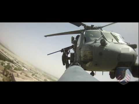 Combat Rescue Afghanistan CSAR Pararescue