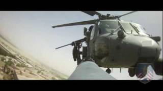 "Combat Rescue Afghanistan CSAR Pararescue ""Pedros"" Full Video"