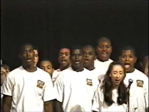 Fluvanna County High School pop concert choir 1999