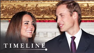 William and Kate: Then And Now (The Crown Documentary) | Timeline