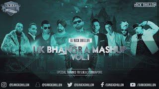 UK Bhangra Mashup Vol. 1    DJ Nick Dhillon   Latest Punjabi Songs Remix 2021 - punjabi song remix mix dj