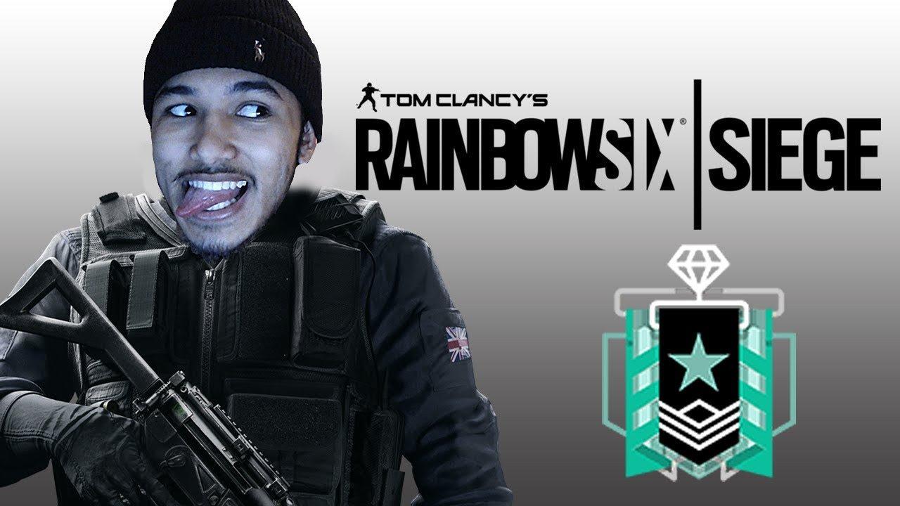 How To Get Diamond in Rainbow Six Siege (Mandem Play: R6 Siege)
