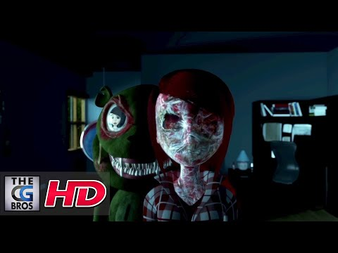 "CGI 3D Animated Short: ""Face 18""  - by Ashish Kashyap"