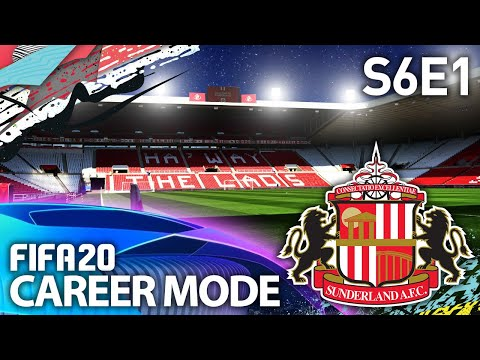 £300,000,000 IN THE BANK! | SUNDERLAND RTG CAREER MODE S6E1