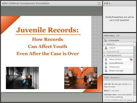 Collateral Consequences of a Juvenile Record in Nebraska
