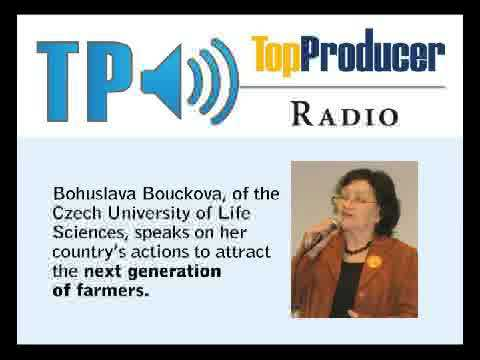 TP Radio: Attracting Young Farmers in Czech Republic, 1 of 3