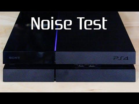 ps4-noise-test