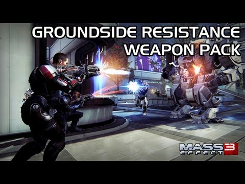 Mass Effect 3 - Groundside Resistance Pack
