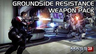 Mass Effect 3 - Groundside Resistance Pack