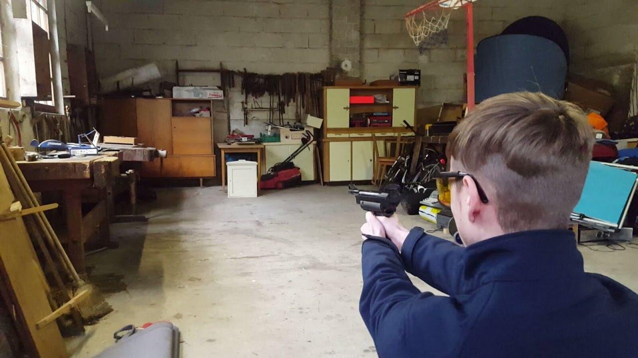 luftgewehr 16 joule durchschlagskraft