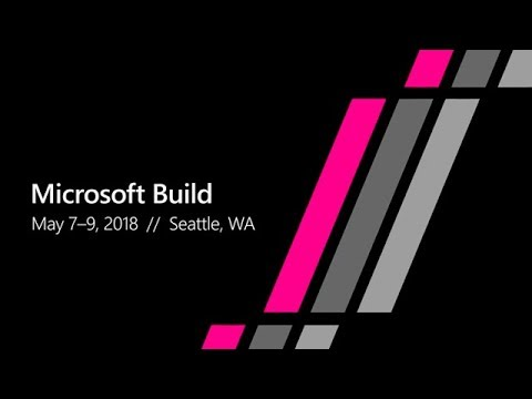 2º DIA! MICROSOFT #Build2018  [LIVE] - Canal WINchester