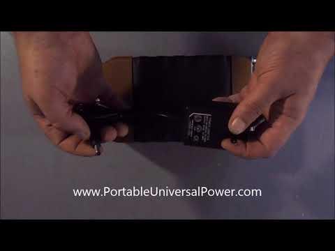 Cadet MK1 LiFePo4 Battery by Hardened Power Systems, USA