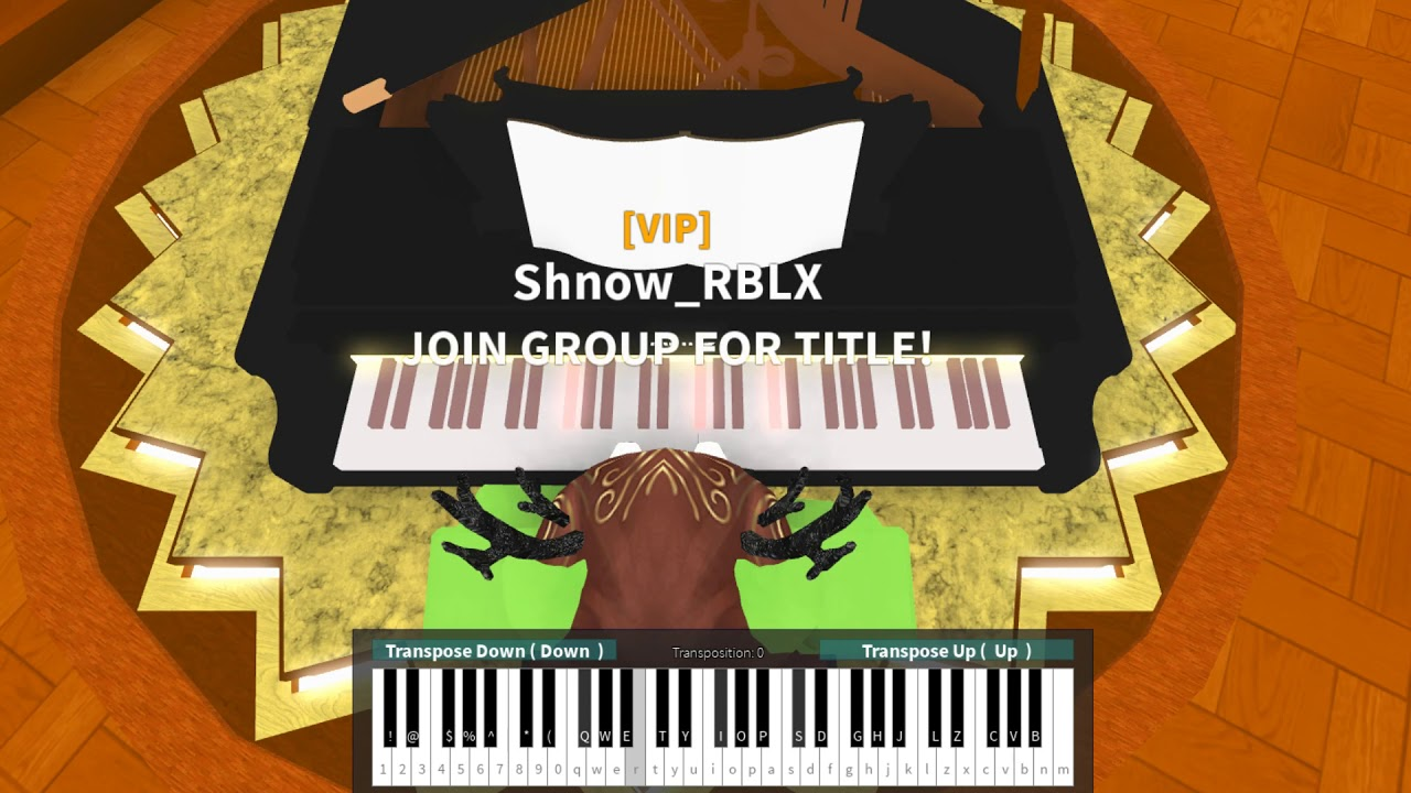 Lil Nas X Old Town Road On Roblox Piano Youtube