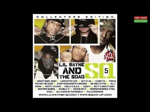 Lil Wayne & Sqad Up - Hollygrove