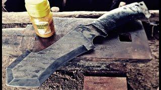 Knife Making Cleaver Knife