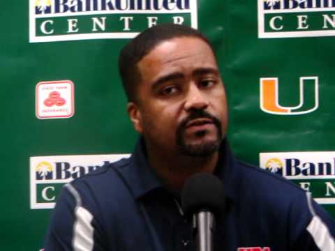 11/10/10 Coach Haith, DeQuan Jones, Malcolm Grant 1/2