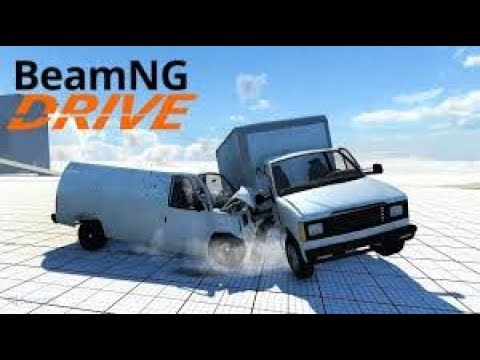 BeamNG Drive Best Slow Motion Crashes!!