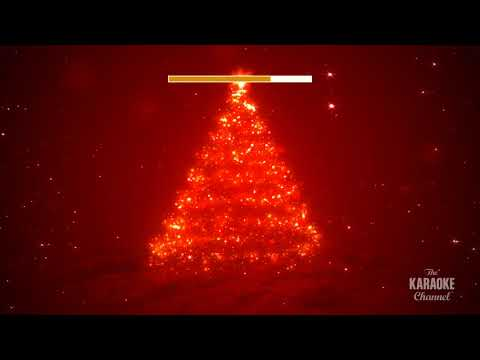 Père Noël arrive ce soir : Frédérick De Grandpré | Karaoke with Lyrics