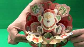 Amazing 3D Pop Up Cards - Christmas (Paper Sculpture Illustrated)