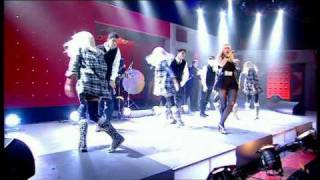 Gwen Stefani - Wind It Up (Jonathan Ross, 2006)