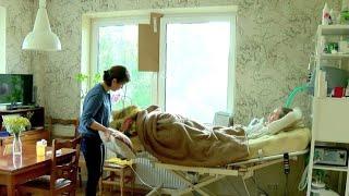 """Kauno hospiso vadovė: """"Stovime su ištiesta elgetos ranka"""""""