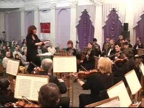 Rimma Sushanskaya. Rachmaninov Symphony No.2, mvt1 (2)