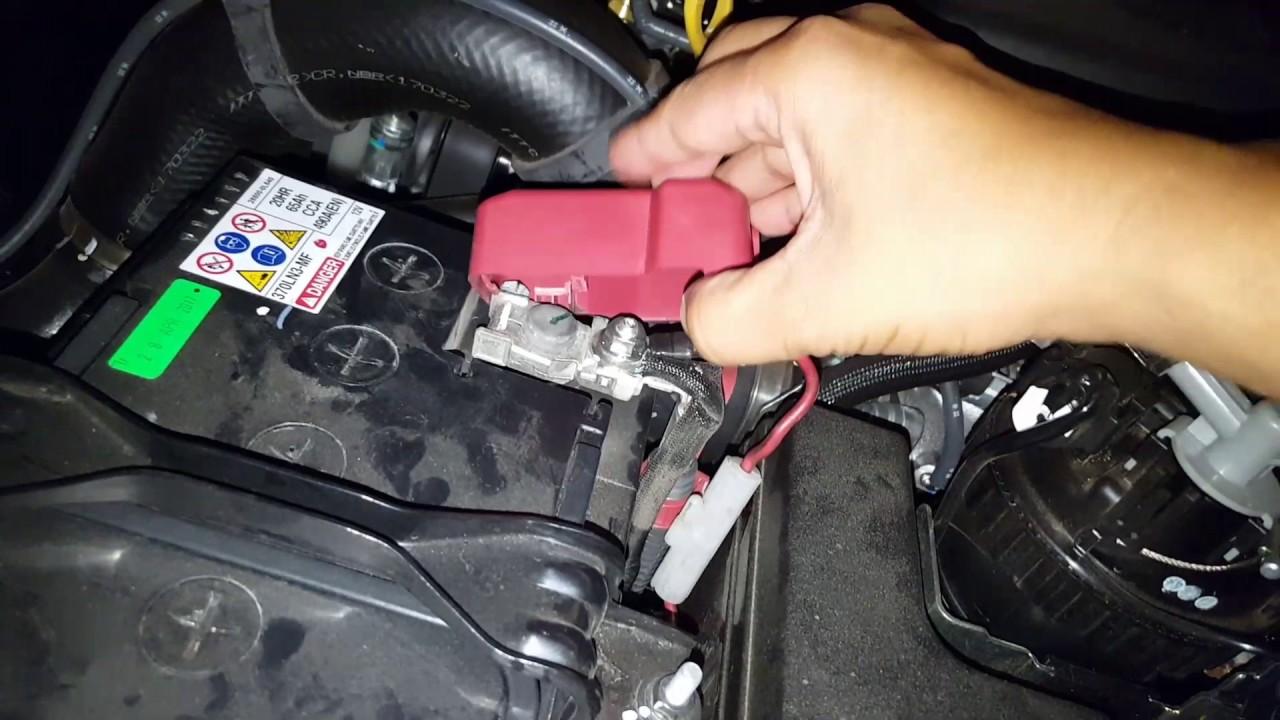 9w2yzi hilux revo wiring mobile rig  [ 1280 x 720 Pixel ]