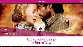 FIBRACAT - Alta a la APP de FIBRACAT TV 3.0