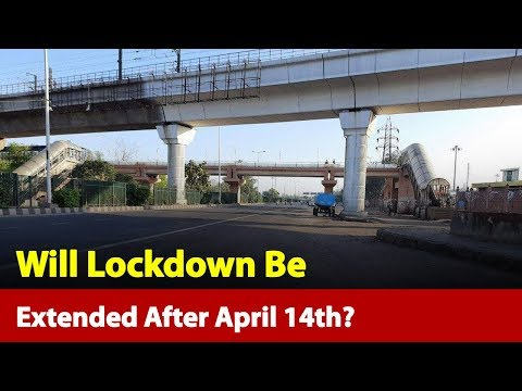 Will Nationwide Lockdown Be Extended Further To Fight The Epidemic? | News Nation