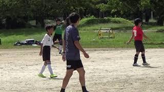 2019.9.22岩槻ジャガーズ×大宮別所練習試合③