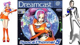 Dreamcast: Space Channel 5 (HD / 60fps)