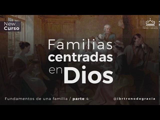 Curso /Una Familia centrada en Dios /Ps. Ruben Contreras  /El Rol de los Esposos en el Matrimonio