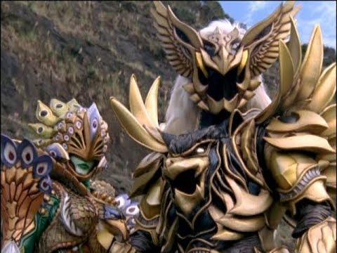 Power Rangers Jungle Fury - Tigers Fall, Lions Rise - Power Rangers vs the Phantom Beasts Generals