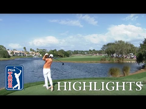 Highlights | Rickie Fowler closes for the win at Honda