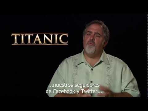 Jon Landau presenta los finales alternativos de Titanic