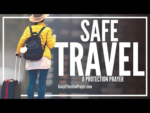 Prayer While Travelling | Prayer For Safe Journey During Travel