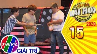 Cặp đôi hài hước Mùa 3 - Tập 15: Chuyện nhà trọ - Gia Huy SuSu, Hồ Khánh Long
