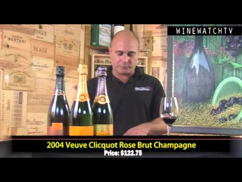 What I Drank Yesterday- Veuve Clicquot Champagne - click image for video