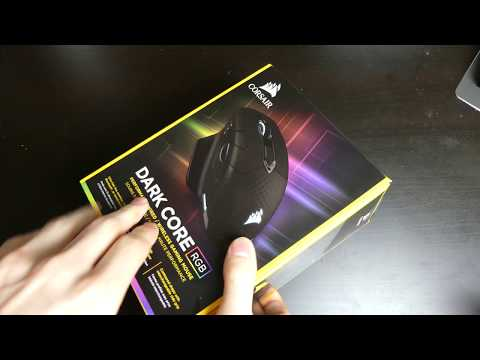 Corsair Dark Core RGB Wired/Wireless Mouse