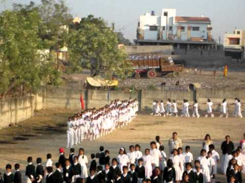 BSGM school. Republic India day - YouTube