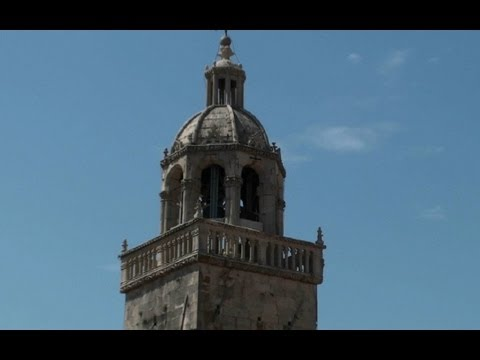 Korcula travel guide 1080 HD Old Sity